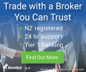 BlackBull Markets Broker - Trade Forex, CFDs and CryptoCurrencies with a Professional Broker